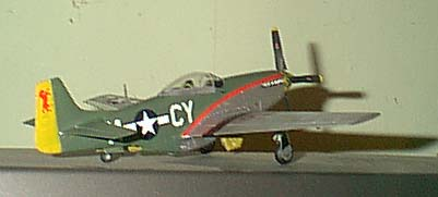 The second P-51